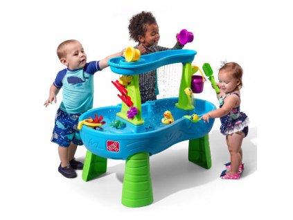 Vodní hriště Rain Showers,herní stůl s vodou, herní stolek s vodou