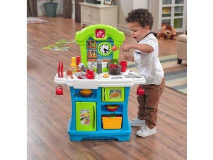 kuchyňka pro děti, kuchyňka Little Cooks,dětská kuchyňka