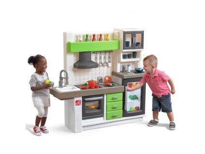 Dětská kuchyňka Euro,kuchyňka pro děti, kuchyňka na hraní