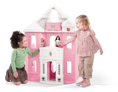 STEP2 Domeček pro panenky s balkonem