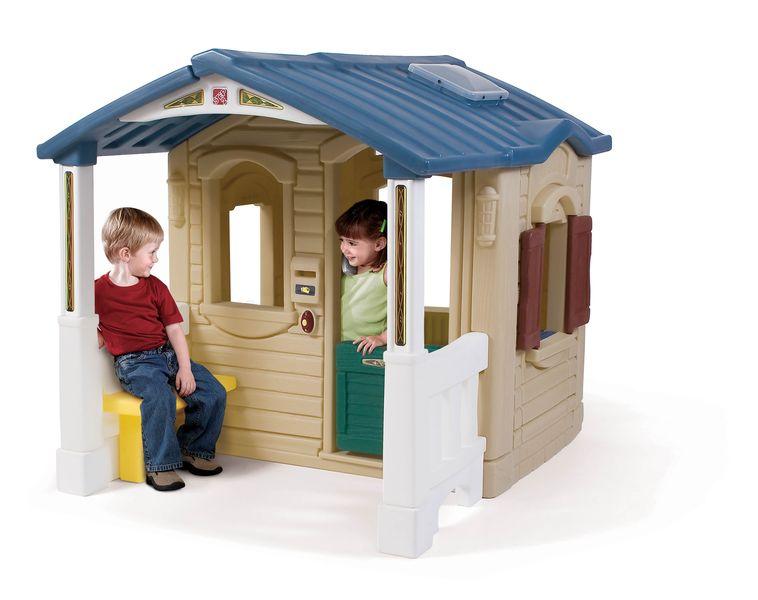 STEP2 Dětský hrací domek s terasou