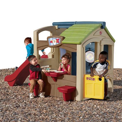 STEP2 Domeček - zábavné centrum plastový