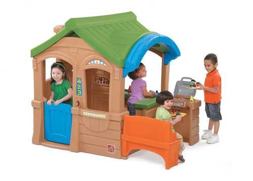 STEP2 Dětský domeček s grilem