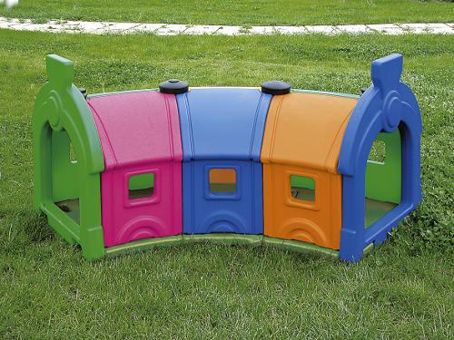 Italveneta Didaticca Prolézačka Wagon Toy - model A