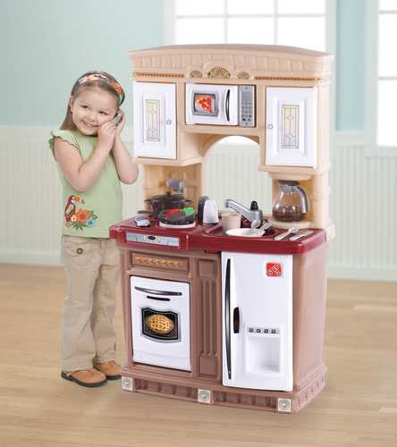 STEP2 Dětská kuchyňka Fresh Accents