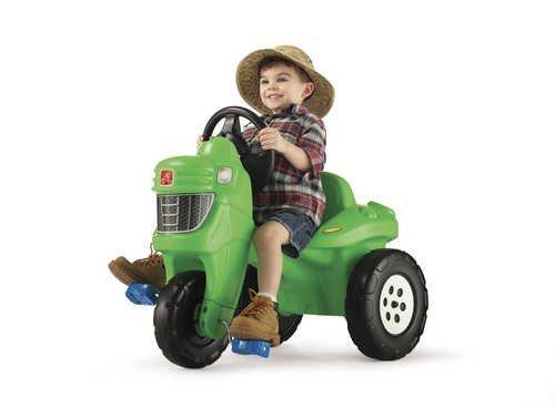STEP2 Šlapací traktor FARM