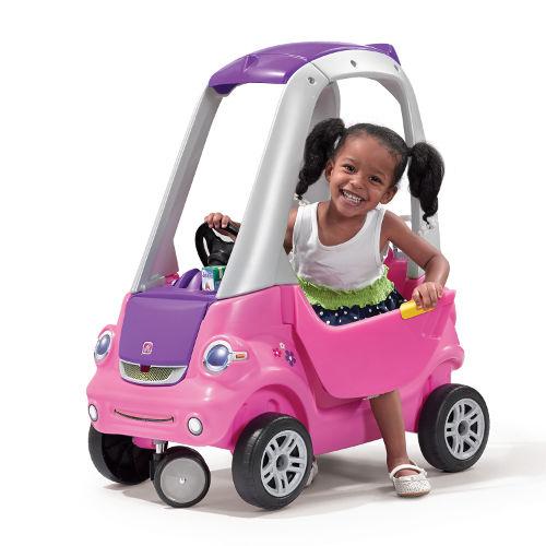 STEP2 Odrážecí auto Easy Turn růžové