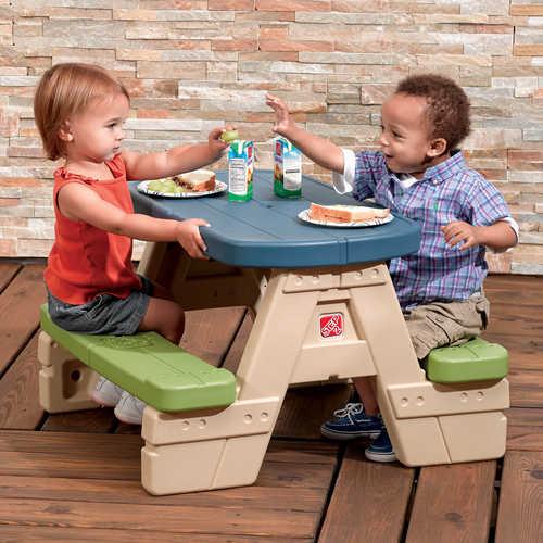 STEP2 Dětský zahradní nábytek JUNIOR