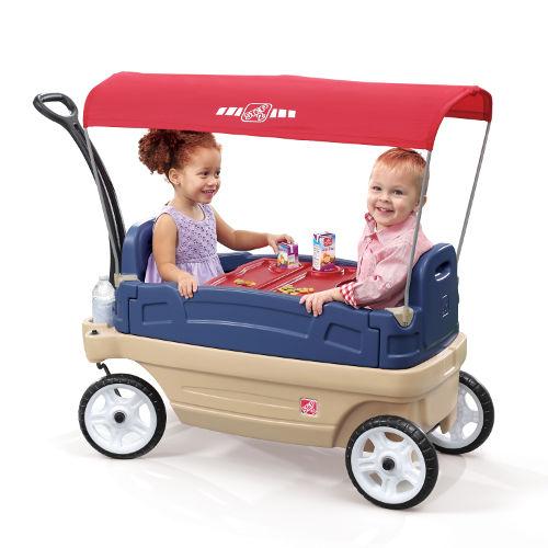 STEP2 Vozík pro 2 děti Whisper Ride