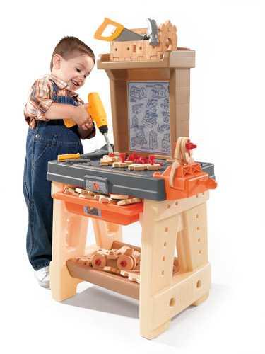 STEP2 Dětská luxusní dílna - ponk s nářadím