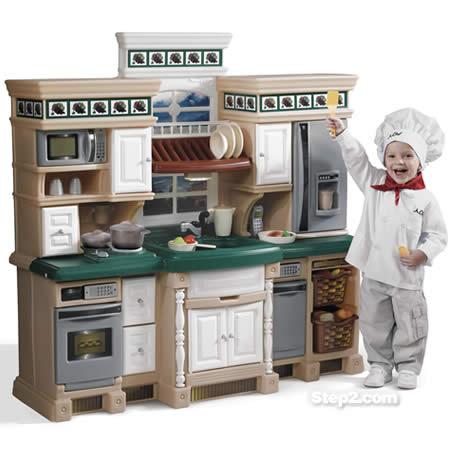 STEP2 Dětská kuchyňka Deluxe