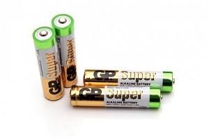 AA tužková baterie