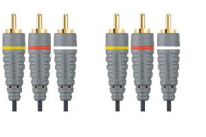 AV a PC kabely