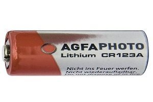 Lithiová (foto) baterie
