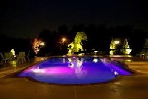 Bazénové osvětlení