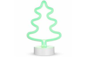 Neonové dekorační lampičky