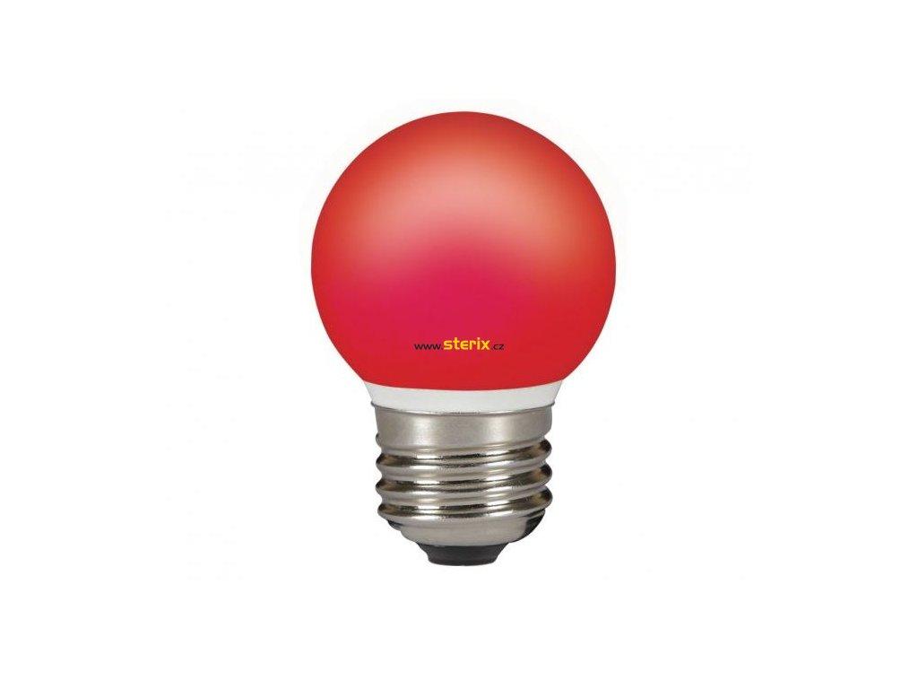 ToLEDo Ball 0,5W/E27/230V/IP44 Red