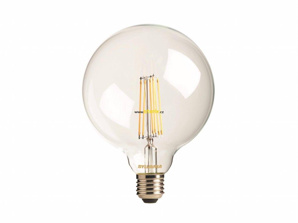 Retro LED žárovka ToLEDo RT G120 V3 CL 1521Lm 827 E27 SL