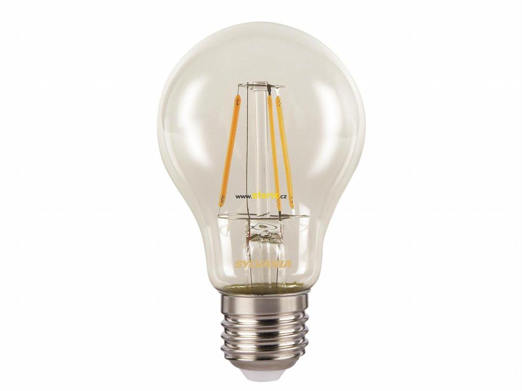Retro LED žárovka ToLEDo RT A60 CL 470Lm 4000K E27 SL