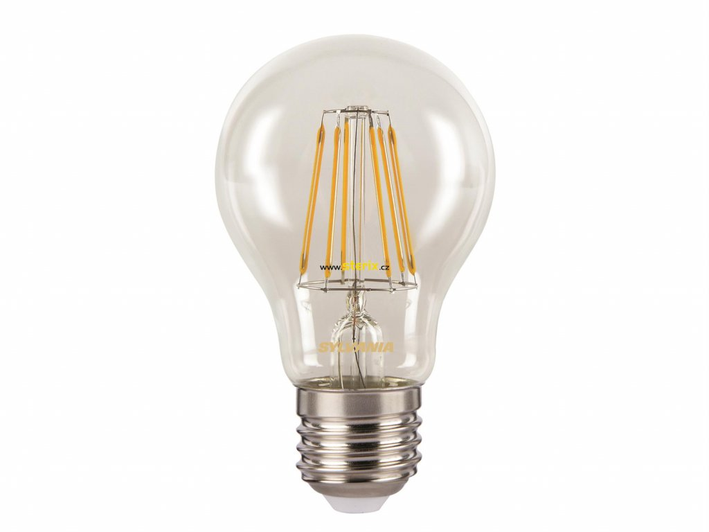 Retro LED žárovka ToLEDo RT A60 CL 806Lm 4000K E27 SL