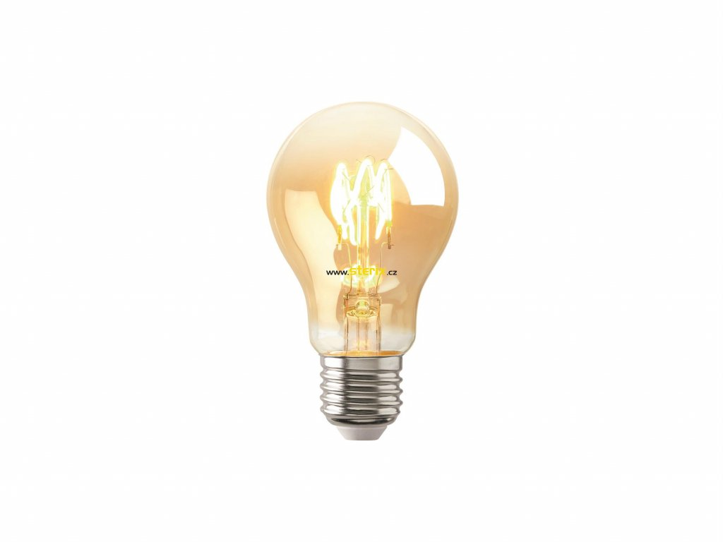 Retro LED žárovka ToLEDo™ VINTAGE A60 125Lm E27 SL