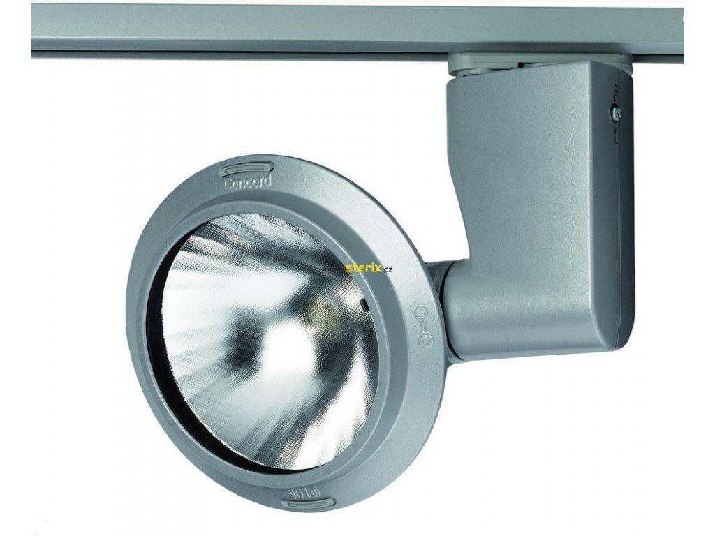 Spot Torus 100FX FLD SIL L3 SGB IP20
