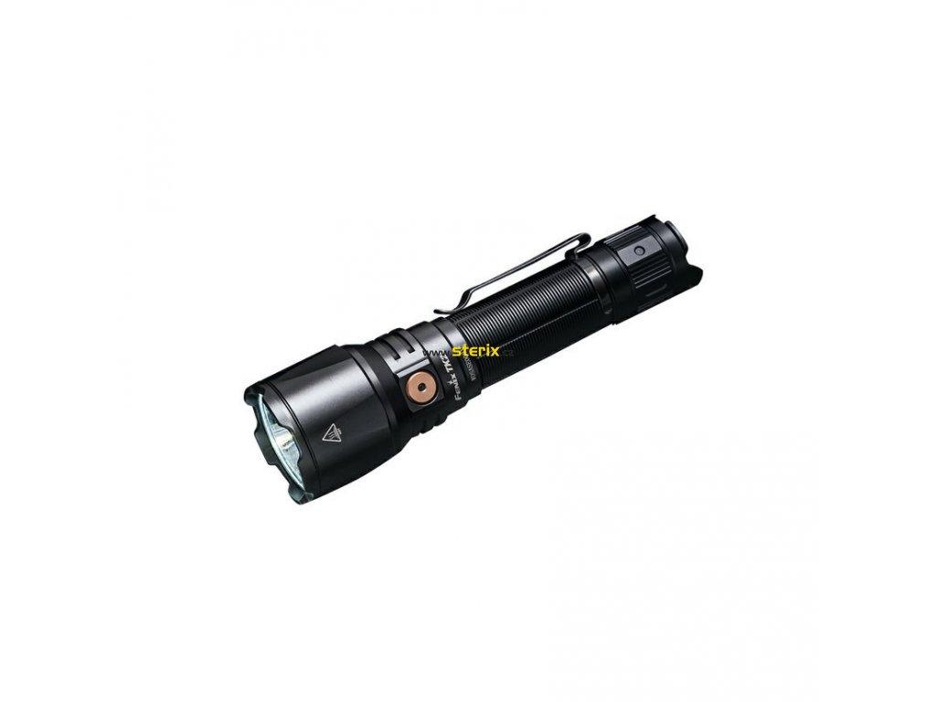 Taktická nabíjecí svítilna Fenix TK26R