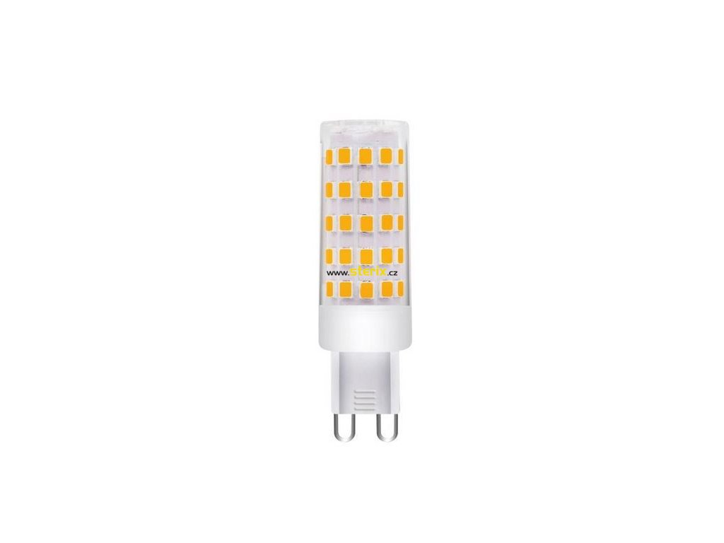 SMD LED Capsule 11W/G9/230V/3000K/900Lm/300°/A+