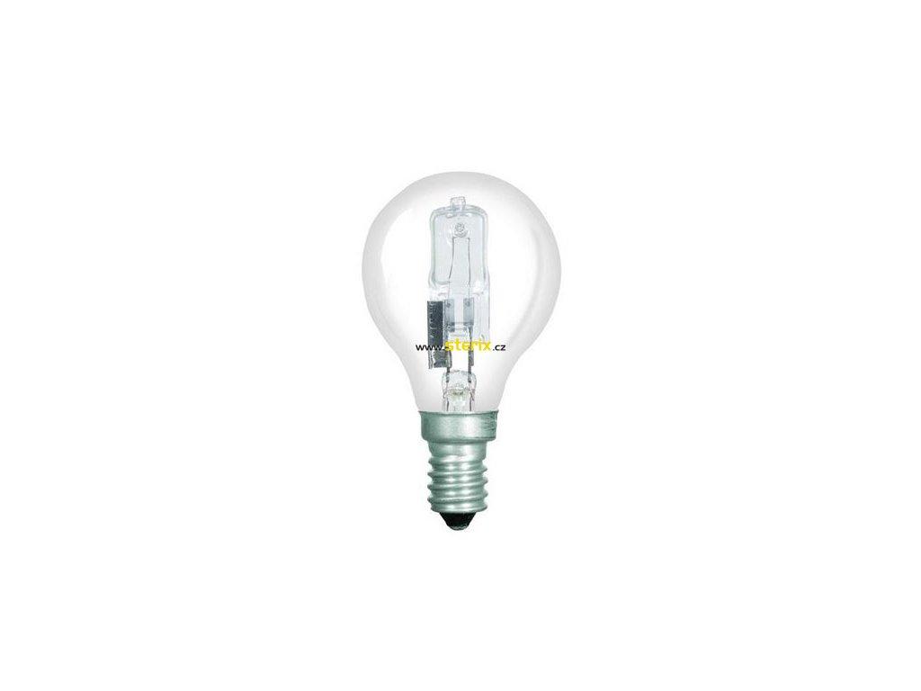 CLASSIC ECO BALL P45 42W 625Lm E14 230V BL1