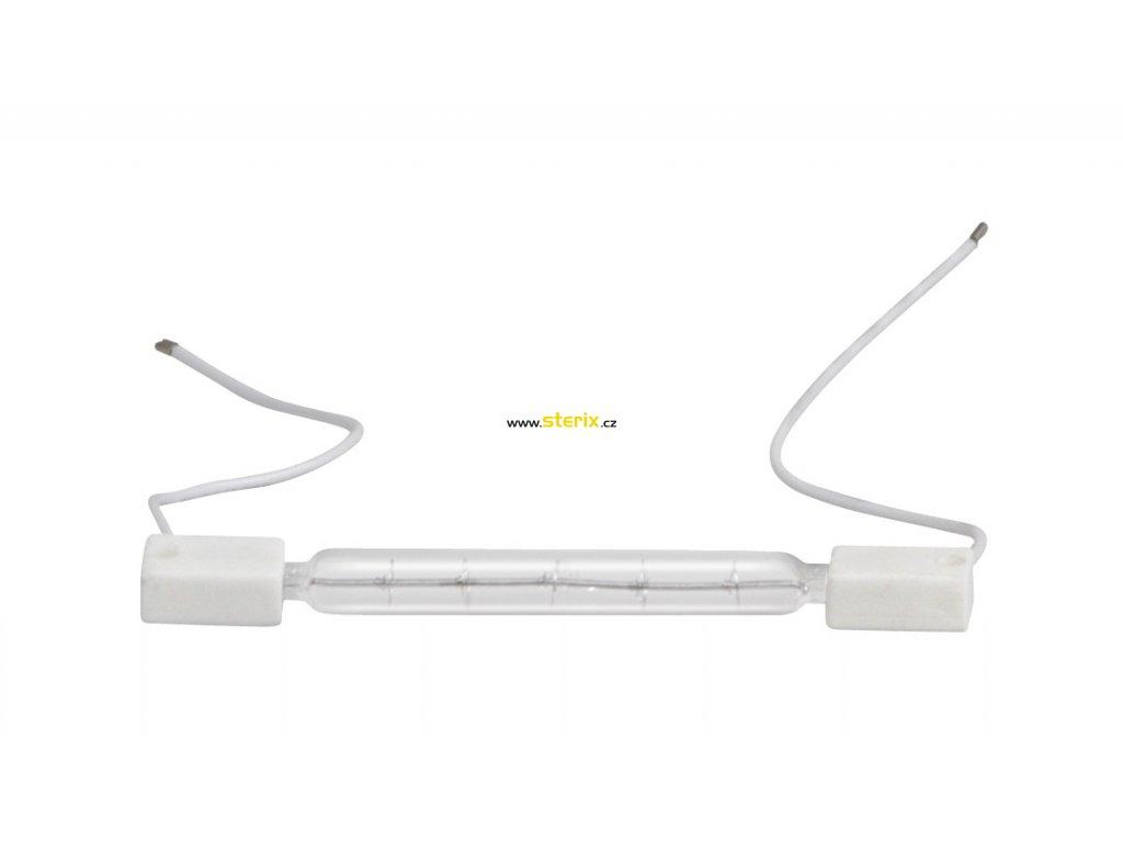 Infra žárovka IR 300W CL R7s 230V