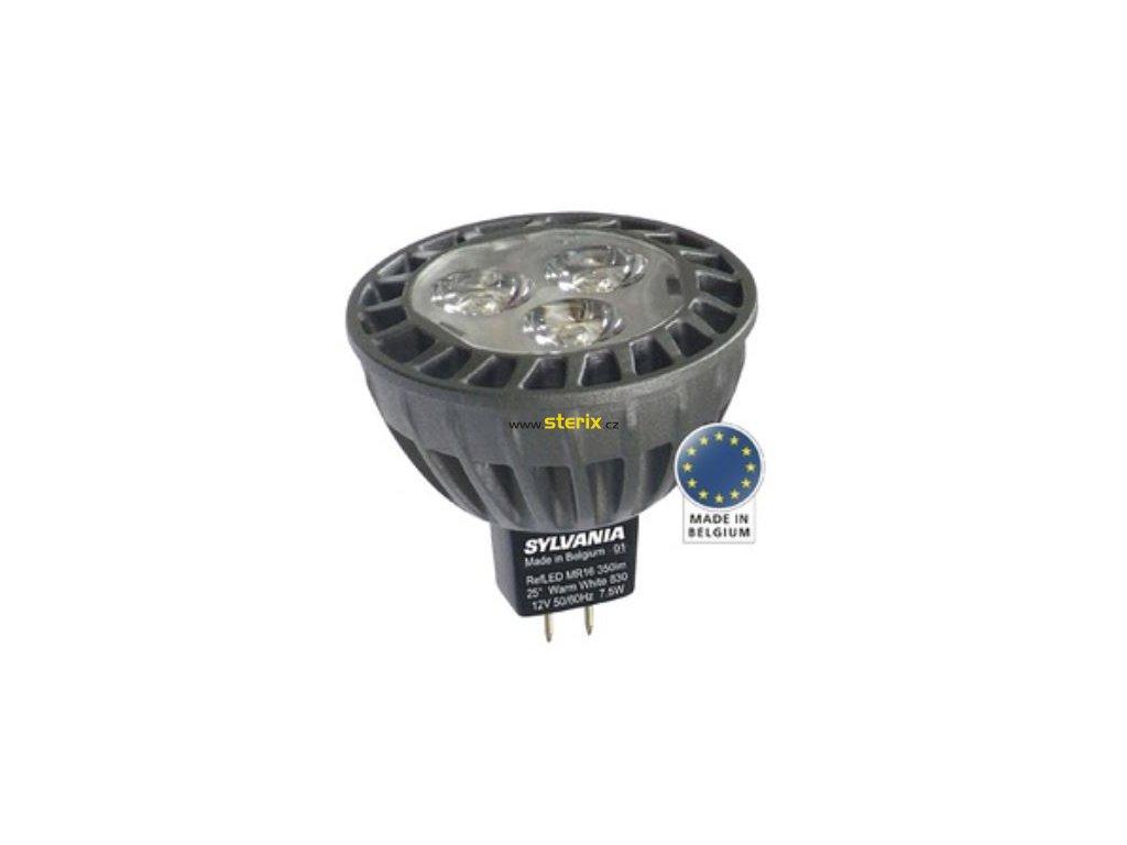 LED žárovka RefLED Coolfit MR16 7W/350Lm/3000K/40° DIM