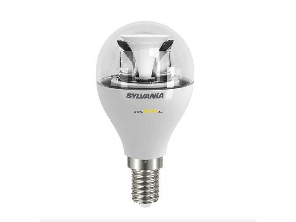 LED žárovka E14 ToLEDo Ball Dim Clear P45 4,5W 250Lm E14 SL