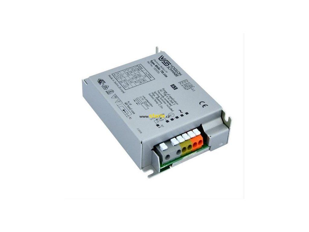 Elektronický předřadník EHXc 70.326