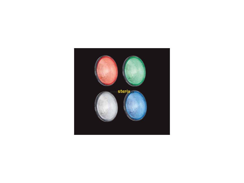 SMD LED reflektor PAR56 do bazénu 20W/12V/RGB/630Lm/90°/IP68/A+