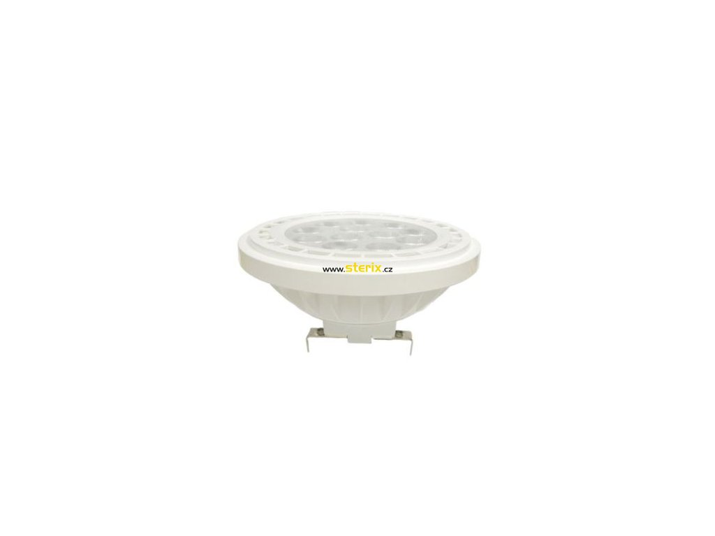 SMD LED Reflektor AR111 13W/G53/12V/6000K/1050Lm/45°/A+