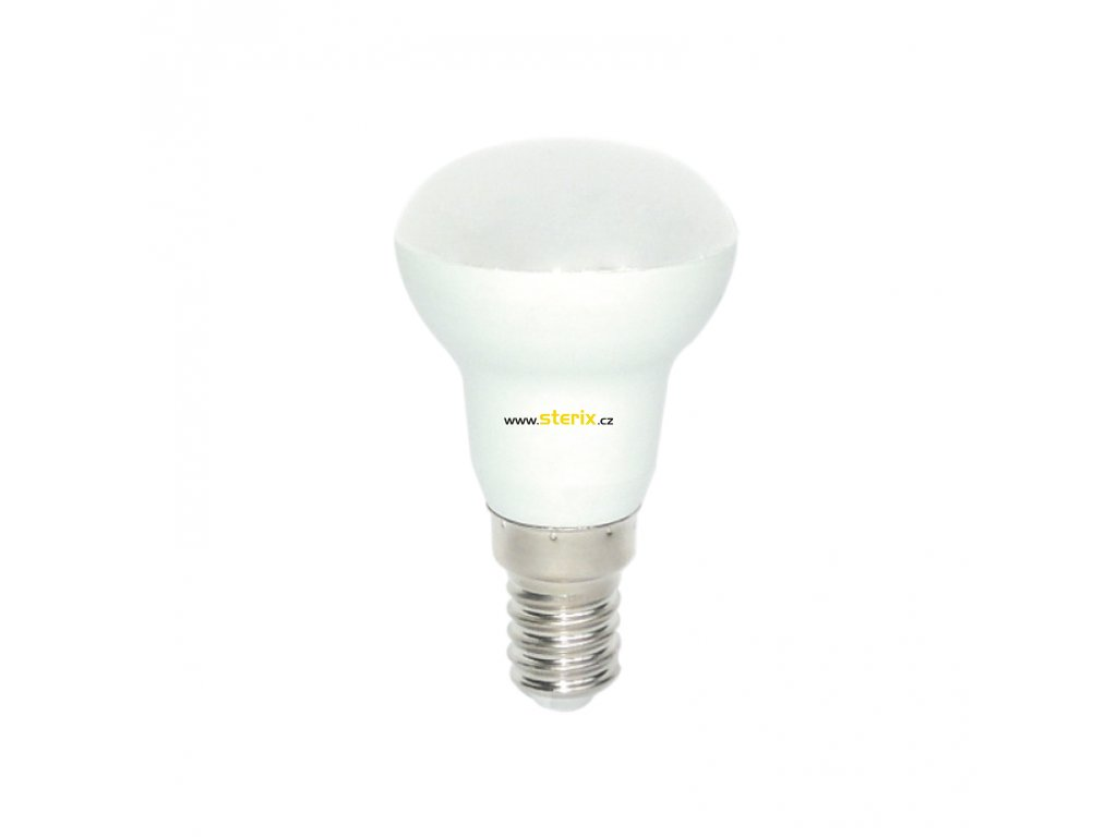 SMD LED reflektorová žárovka matná R39 4W/E14/230V/3000K/300Lm/120°/A+