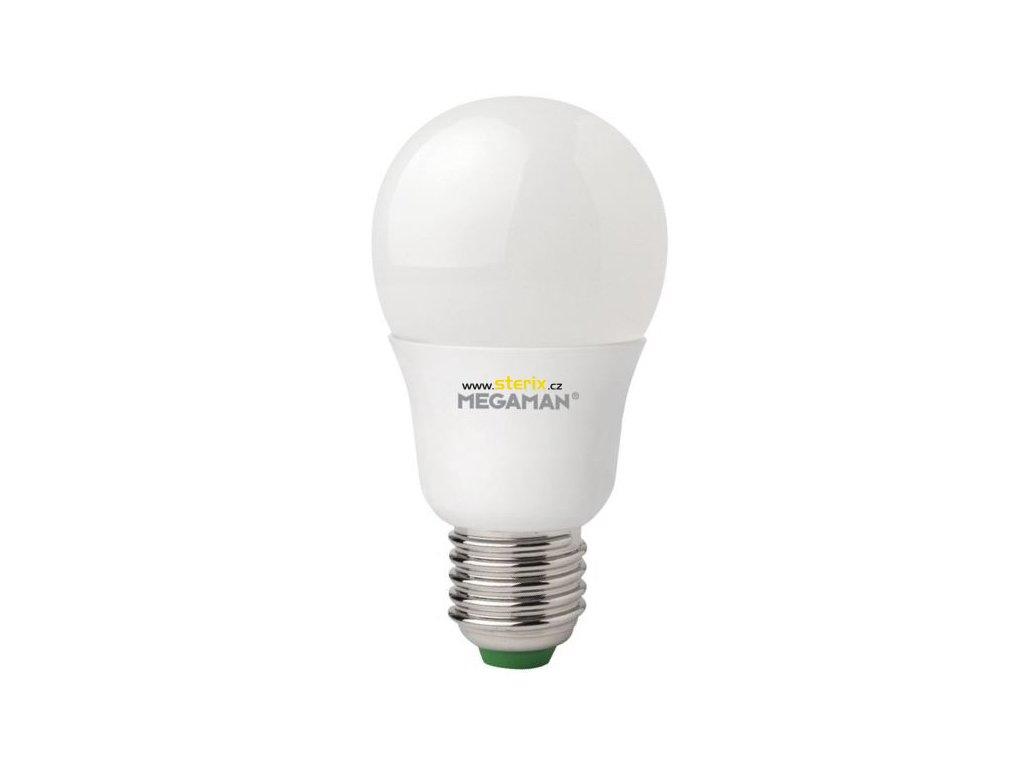 LED bulb A60 5.5W/40W E27 4000K 470lm NonDim 15Y opal