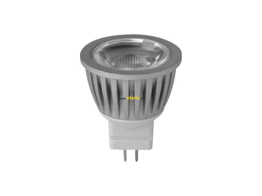 MEGAMAN LED Reflector MR11 4W/26W GU4 4000K 230lm/36° NonDim 25Y