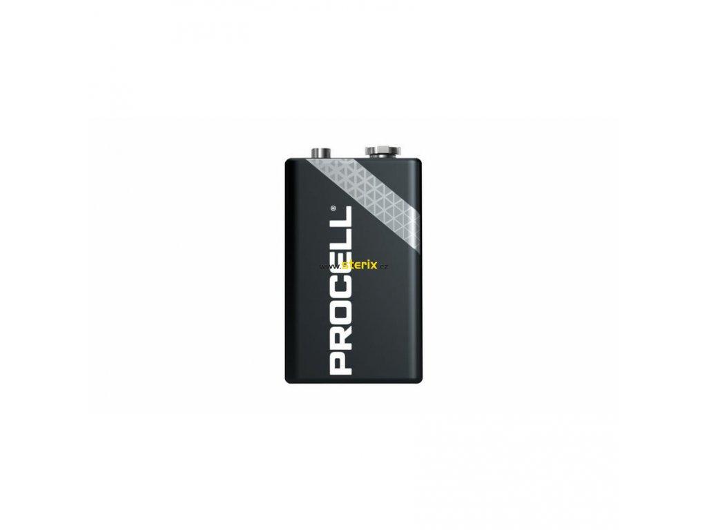Baterie 9V Professional Duracell Industrial 1ks (shrink)