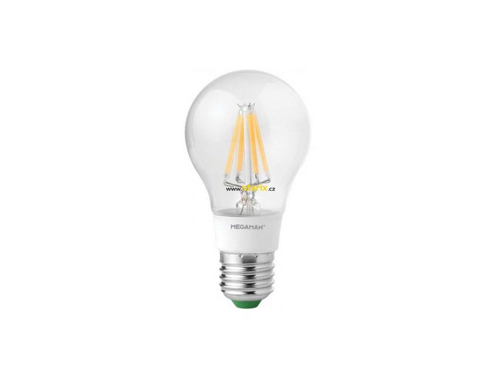 LED žárovka Filament Classic A60 5,5W/40W/E27/2800K/470Lm/Dim