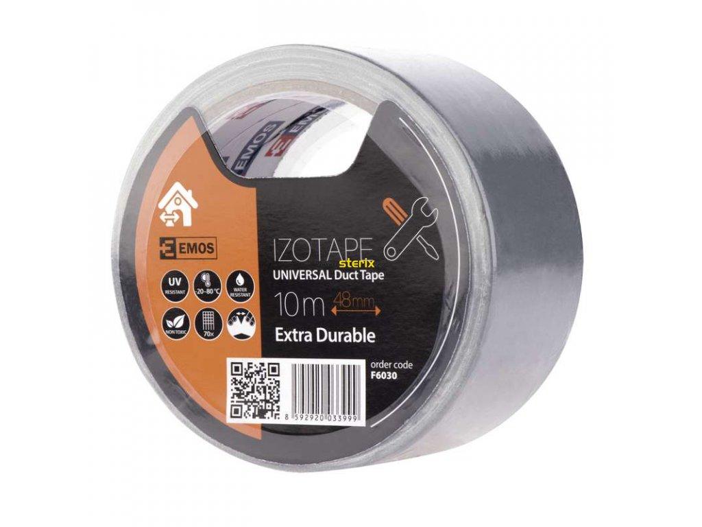 Univerzální páska DUCT TAPE 48mm x 10m