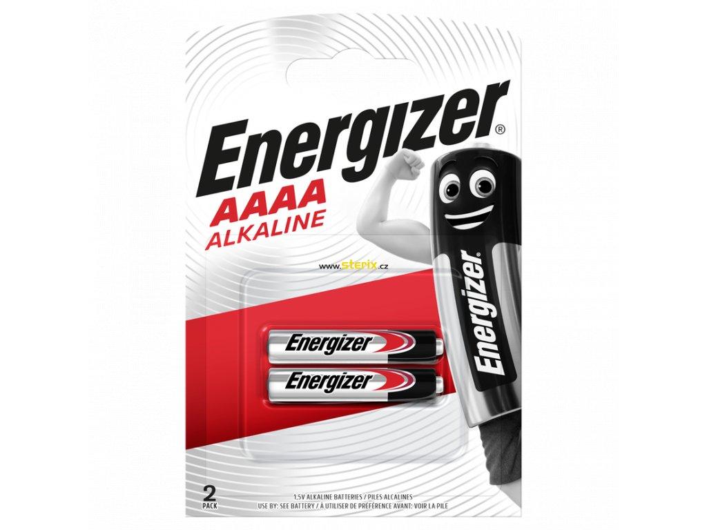 Baterie AAAA/E96 ENERGIZER 1,5V 2ks (blistr)