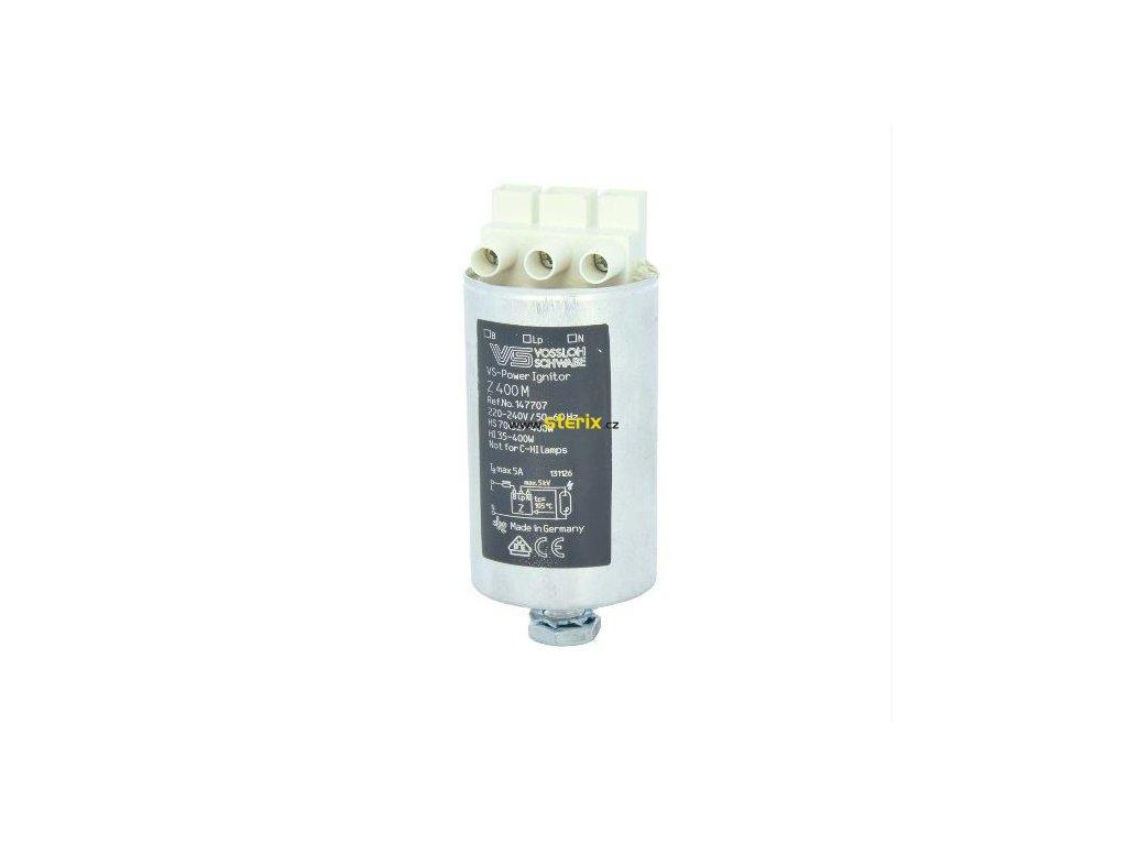 Zapalovač pro výbojky Z 400 M VS-Power