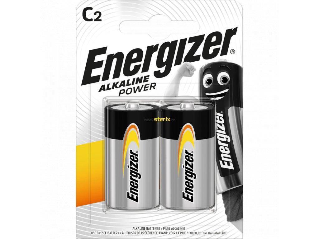 Baterie LR14/C Energizer Power 2ks (blistr)