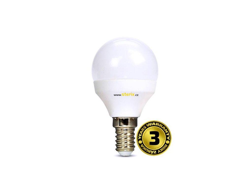 LED P45 6W/4000K/450Lm/E14/230V