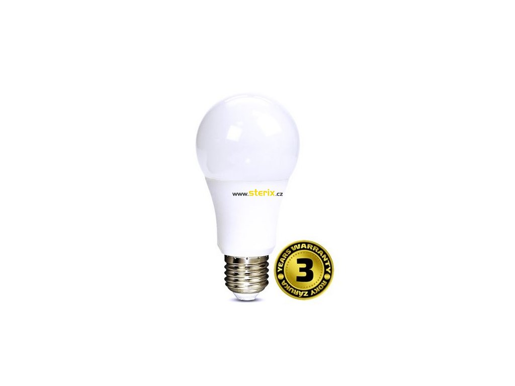 LED žárovka A60 7W/4000K/520Lm/E27/230V