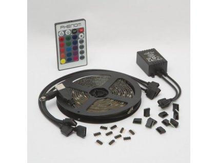"""LED pásek RGB pro TV 40 - 60"""", IP65, USB port, dálkové ovládaní"""