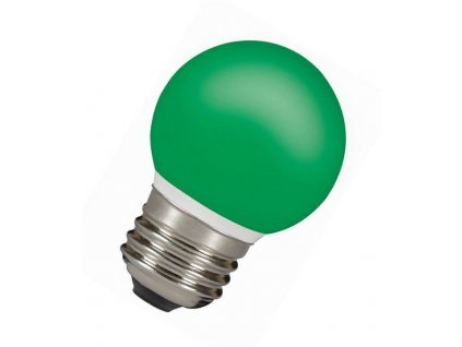 LED žárovka E27 ToLEDo Ball 0,5W/E27/230V/IP44 Green