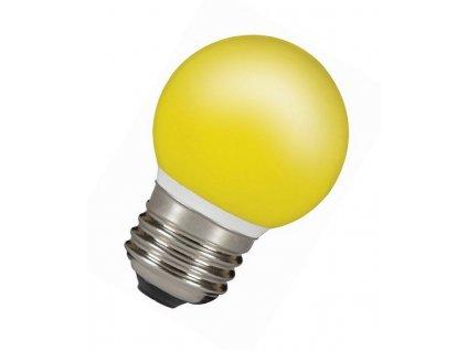 ToLEDo Ball 0,5W/E27/230V/IP44 Yellow