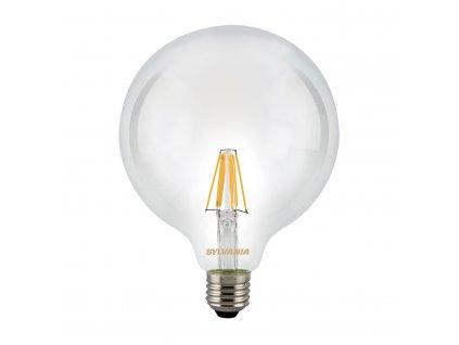 Retro LED žárovka ToLEDo RT G120 V3 CL 1055Lm 827 E27 SL